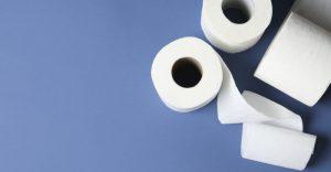 tipos e formatos de papel higiênico