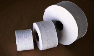 Papel Higienico - tipos e formatos